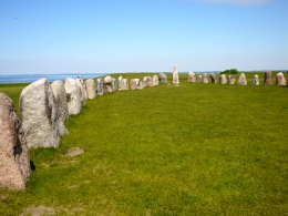 Ales stenar - en riktigt stor båtsättning